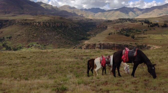 Hiking & Pony Trekking in the Kingdom of Lesotho