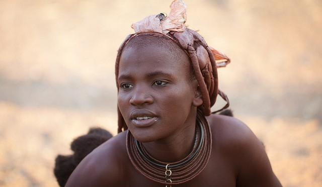 An Afternoon with the Himba People