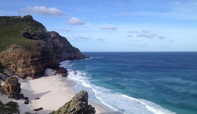 Day Trip to Cape Point (In Which We Hope to Find No Baboons on the Roof of Our Rental Car)