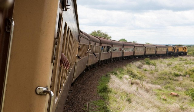 Riding the Rhodesian Rails (Or, Taking the Train from Victoria Falls to Bulawayo)