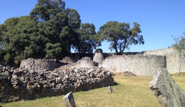 In Which Great Zimbabwe Lives Up to Its Name