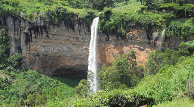 Hiking around Sipi Falls and the Slopes of Mt. Elgon
