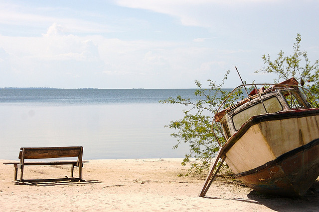 Boat, Ssese Islands