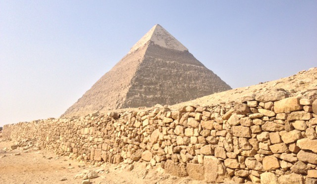 All the Pyramids You Can Handle: A Whirlwind Tour of Giza, Saqqara, and Memphis
