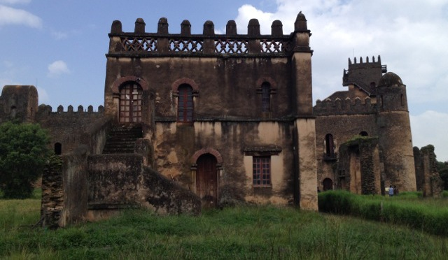 The Year I Celebrated My Birthday In an Ethiopian Castle