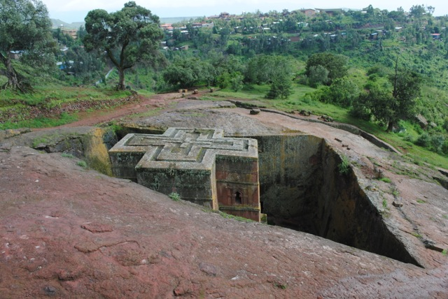 Church of Saint George, Lalibela, Ethiopia | www.nonbillablehours.com