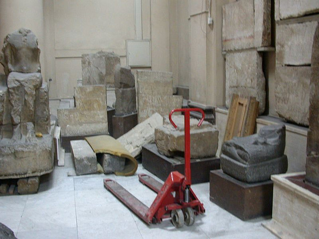 Museum of Egyptian Antiquities, Cairo, Egypt | www.nonbillablehours.com
