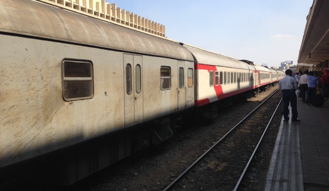 Riding the Egyptian Rails (Or, Taking the Train from Cairo to Luxor)