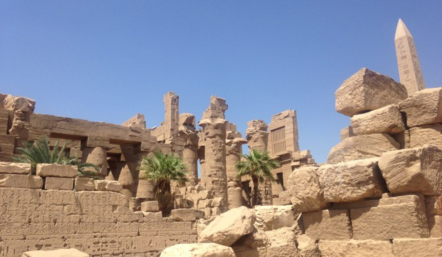The Karnak Temple Complex: One of the Highlights of Luxor (and Egypt, and Africa, and My Life)