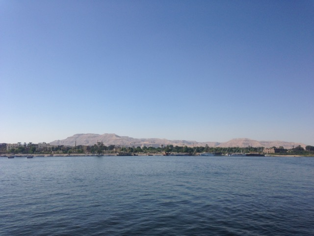 Nile, Luxor, Egypt | www.nonbillablehours.com