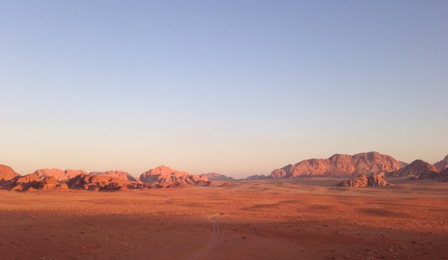 In Which I Fall in Love with Wadi Rum