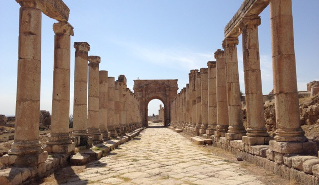 Jerash: The Most Spectacular Roman Ruins You've Never Heard Of