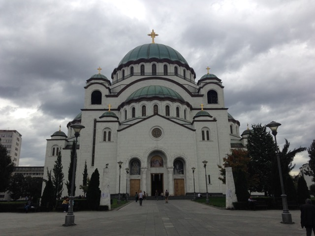 Church of Saint Sava, Belgrade, Serbia - www.nonbillablehours.com